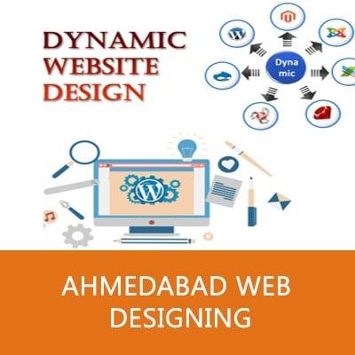 Dynamic website designing in Ahmedabad