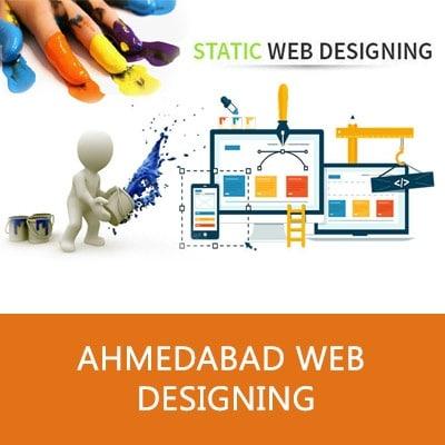 Static Website Designing in Ahmedabad