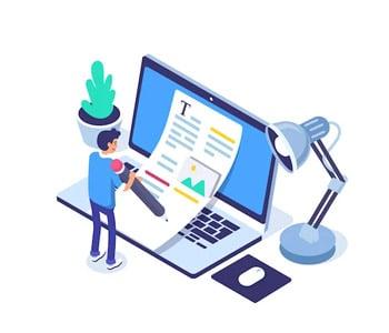 blog designing ahmedabad